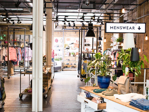 The best ethical fashion shops