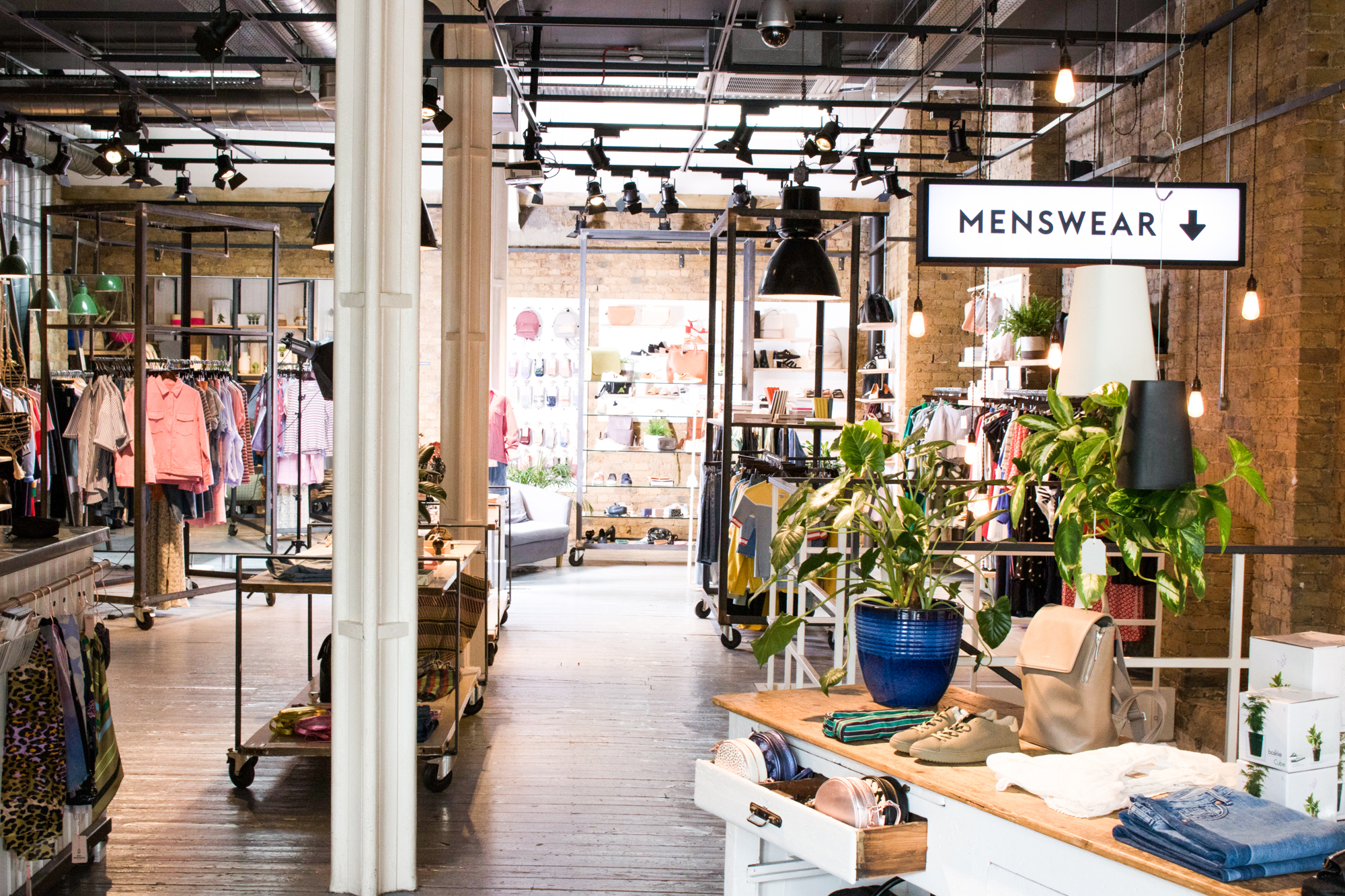 11 of London's best ethical fashion shops
