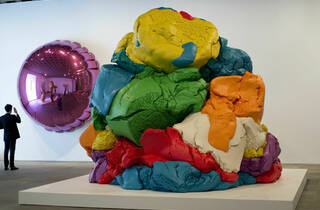 Jeff Koons (Foto: Time Out New York)