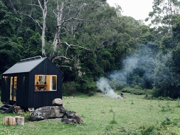 A new writer's residency lets you work on the next great Australian novel in the wilderness