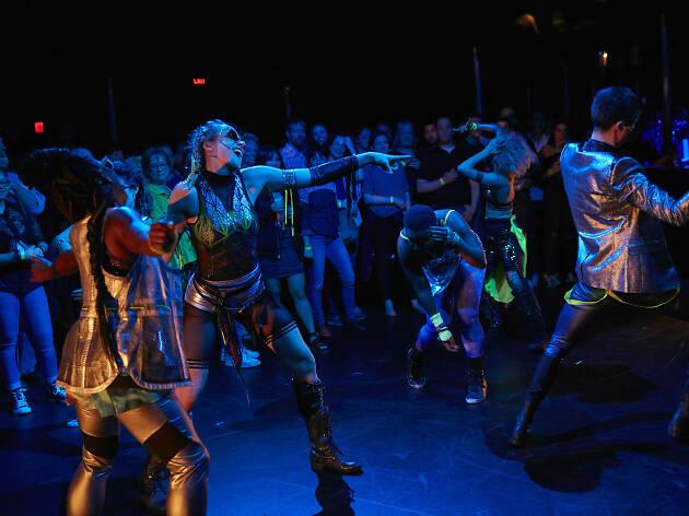 The Dance Cartel: OntheFloor