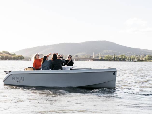 Go boat Melbourne