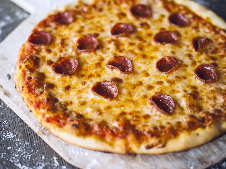 Best pizza restaurants in Hong Kong