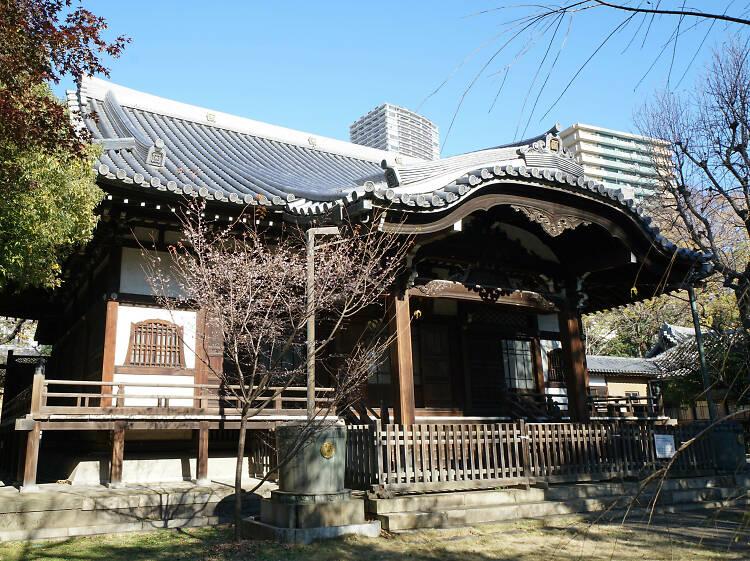 威光山 法明寺