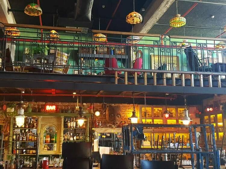 Fattoush Bar & Gallery