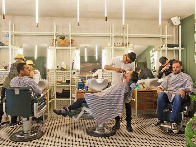 Scalper Barbería