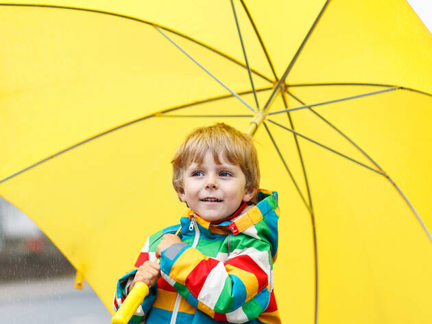25 Best Rainy Day Activities For Kids In Nyc