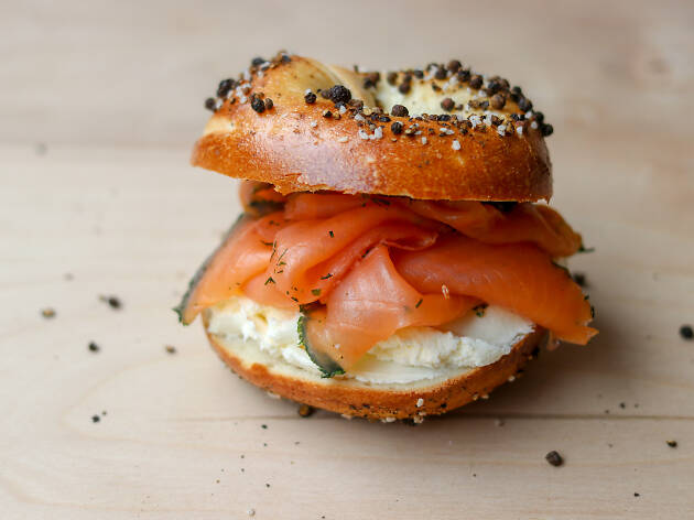 Shelsky's Brooklyn Bagels