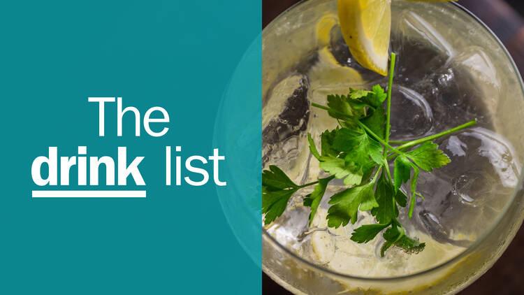 Drink List 2
