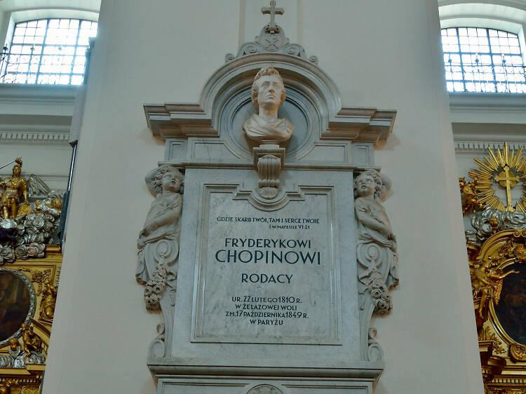 Chopin's Heart