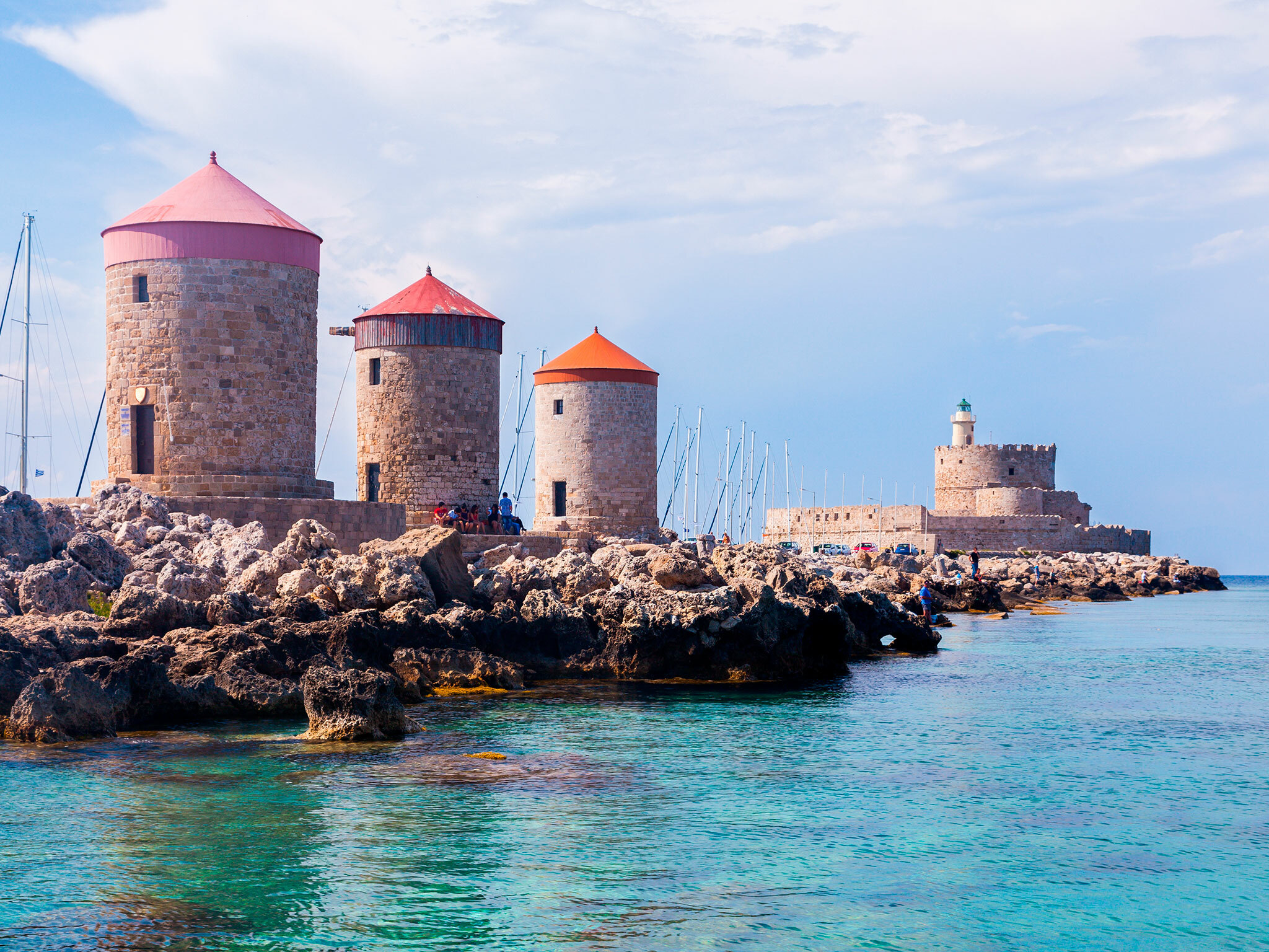 Fort of Saint Nicholas