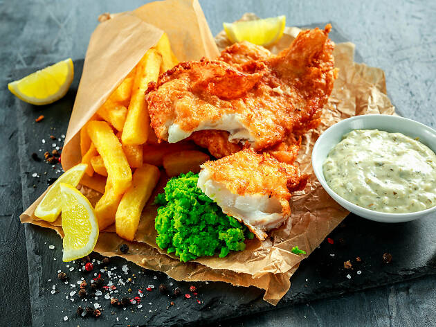 Hass's Fish and Chips
