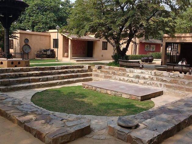Sanskriti Kendra Museums