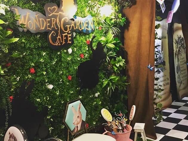 Wonder Garden Cafe