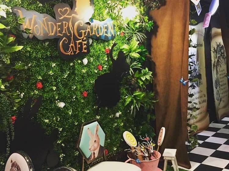 愛麗絲的秘密花園