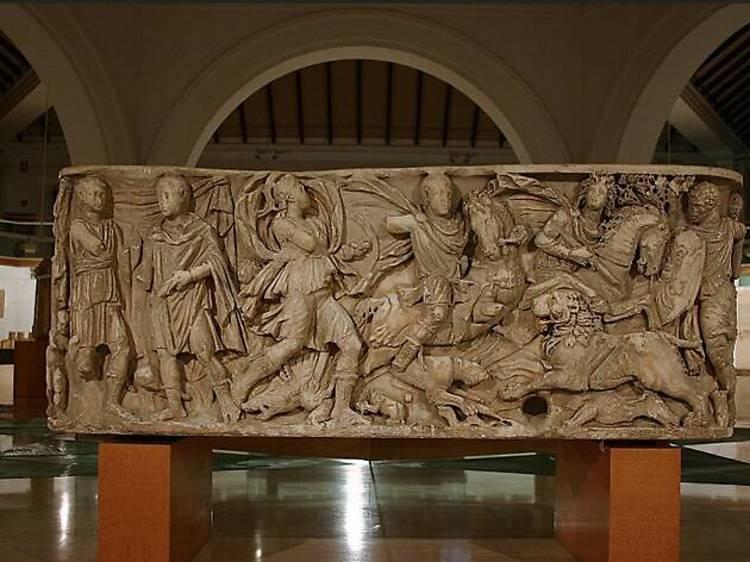'Art primer' al Museu d'Arqueologia