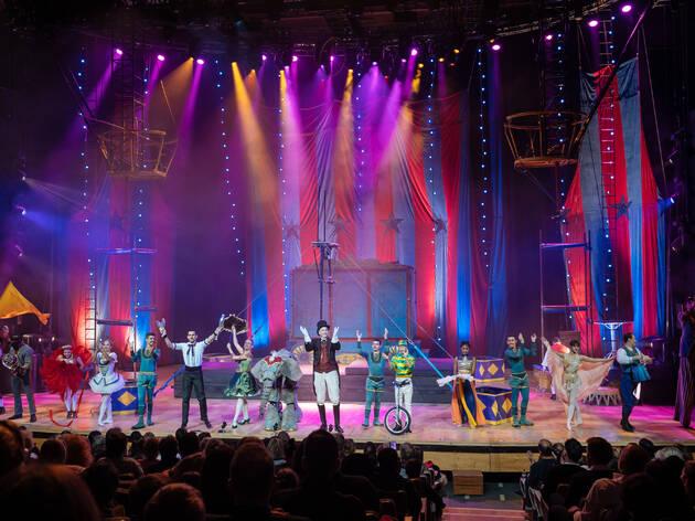 <p>'Circus 1903' at Southbank Centre</p>