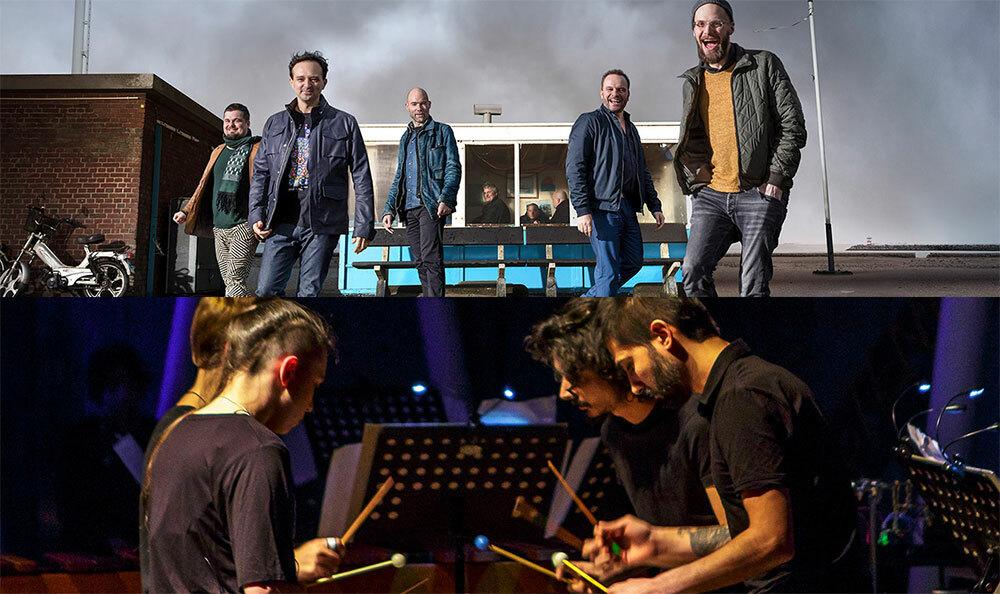 Drumming - Slagwerk Den Haag & sa.ne.na