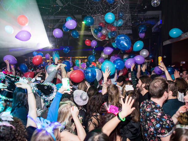 The best New Year's Eve events in NYC