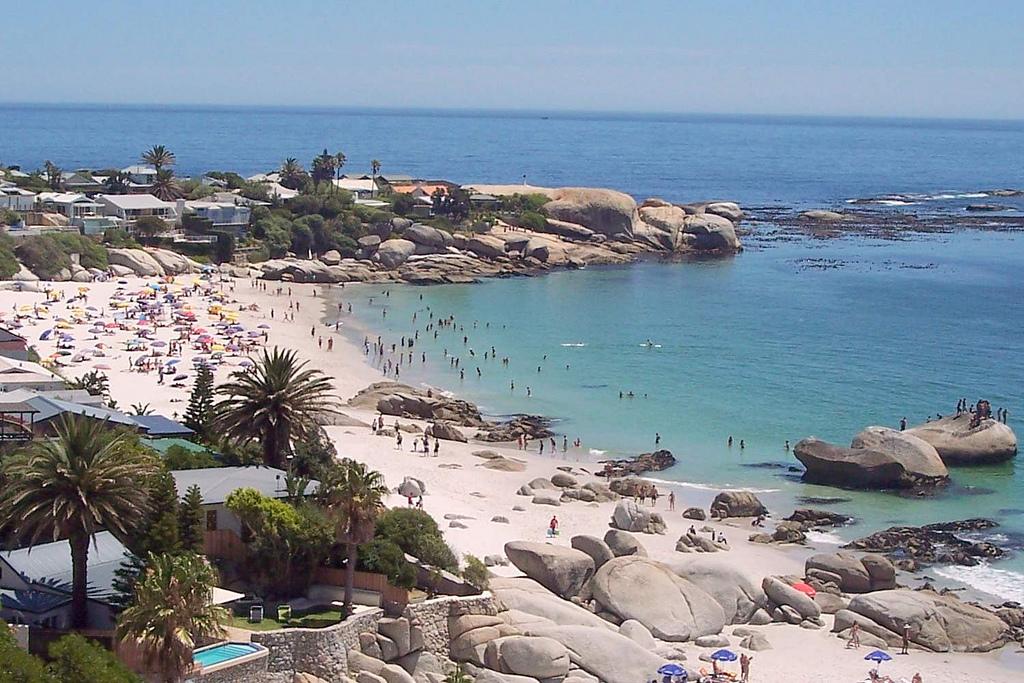 Clifton Beaches 1-4