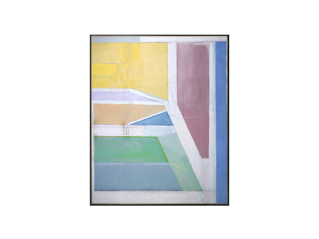 Richard Diebenkorn, Ocean Park No. 27, 1970