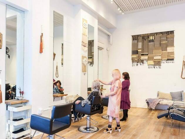 The best hair salons in San Francisco