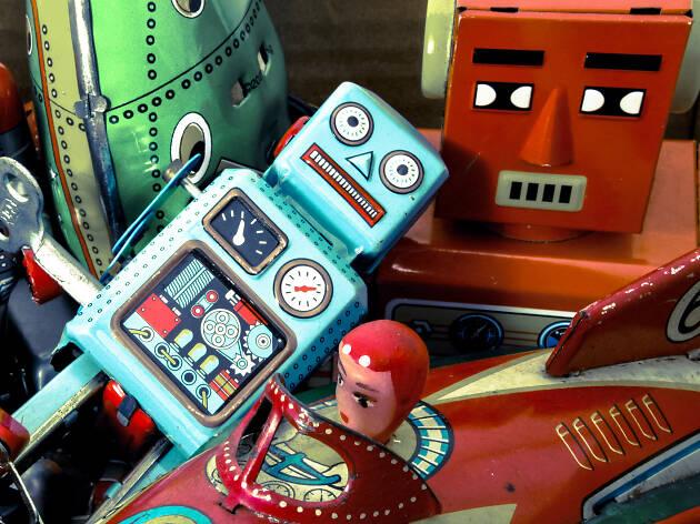DFW Elite Toy Museum