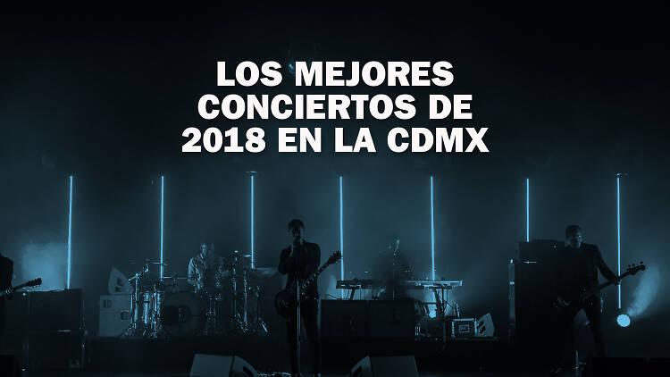 Interpol, mejores conciertos de 2018