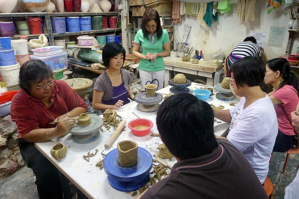 Sam Mui Kuang Pottery