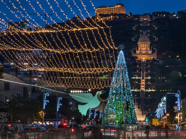 The best things to do in Haifa this holiday season