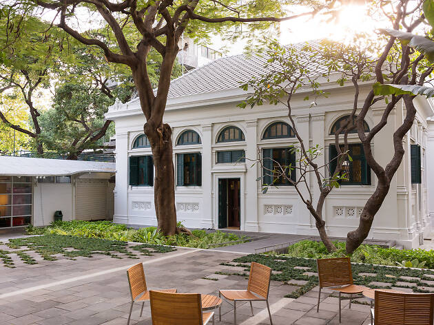 Neilson Hays Library reveals a new old look following its biggest-ever restoration since 1921