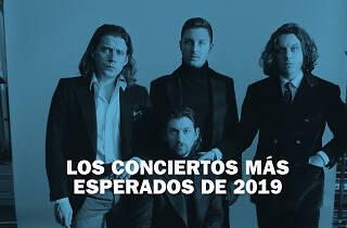 Los conciertos más esperados de 2019