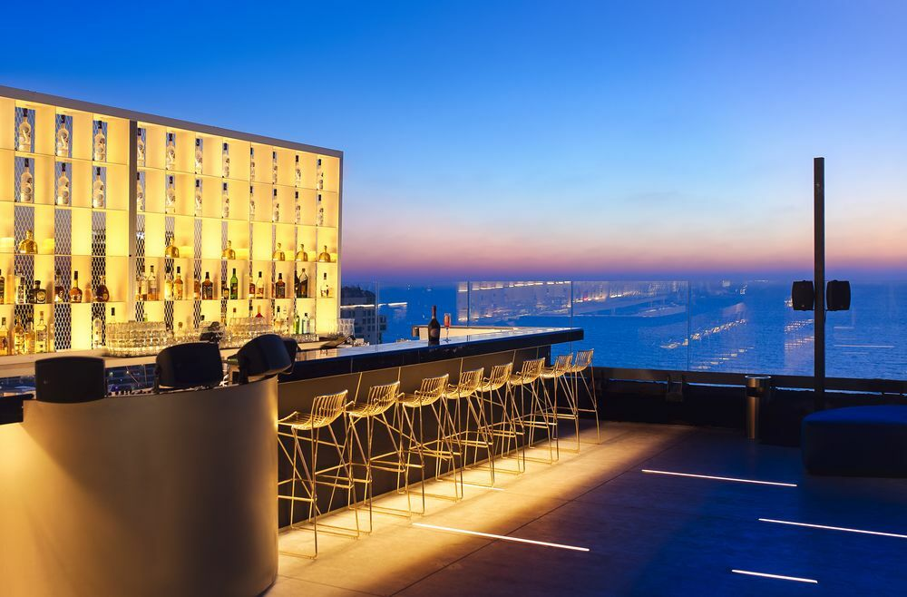 The top nightlife spots in hotels around Israel