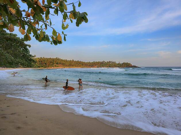 Five Stunning Beaches in the South Coast