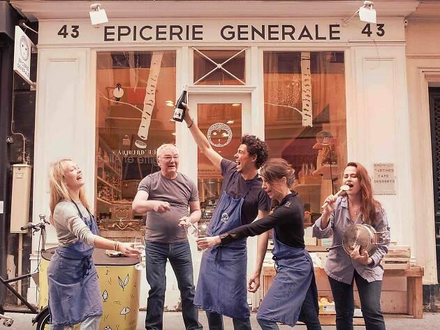 © L'Epicerie Générale