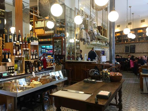 Comptoir de la gastronomie restaurants time out paris - Le comptoir paris restaurant ...