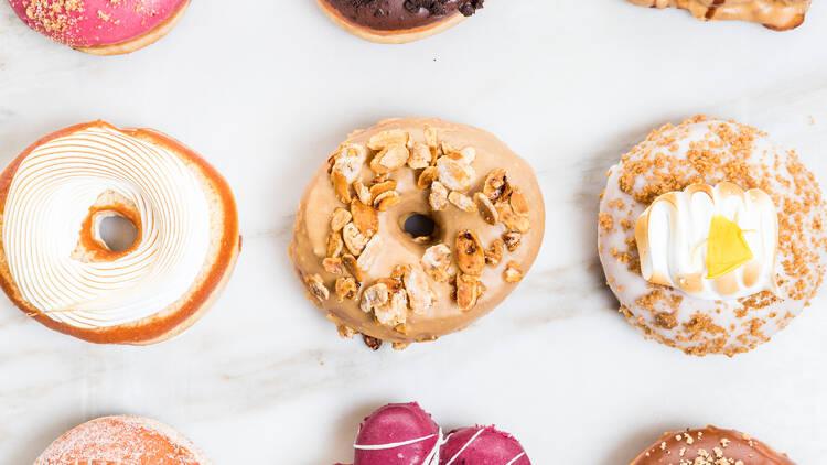 Crush donuts