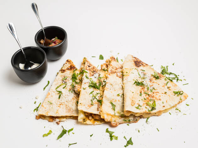 Quesadillas do Coyo Taco
