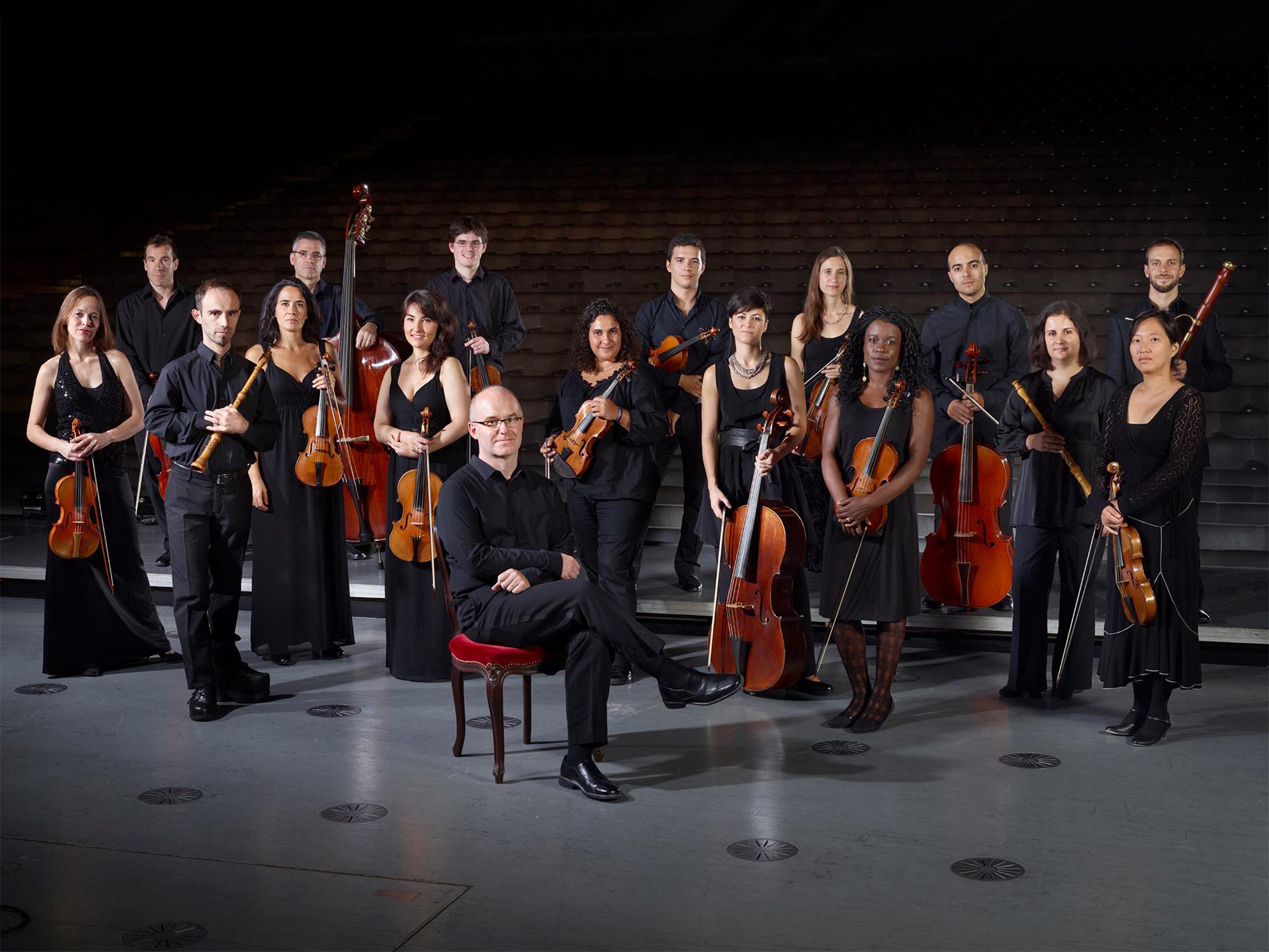 Orquestra Barroca Casa da Música