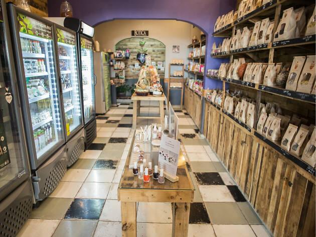 Ecorazón, tienda vegana en la Condesa