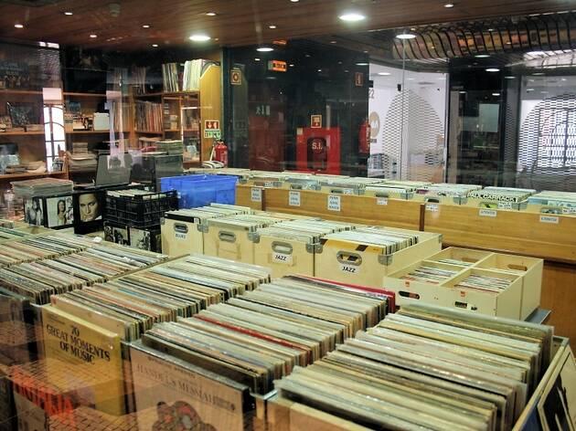Sound Club Vinyl Store