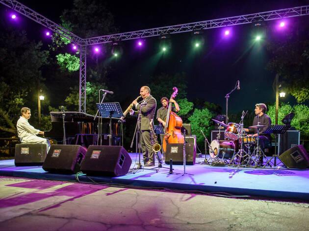 Arsénio Martins & Aroma Jazz Trio