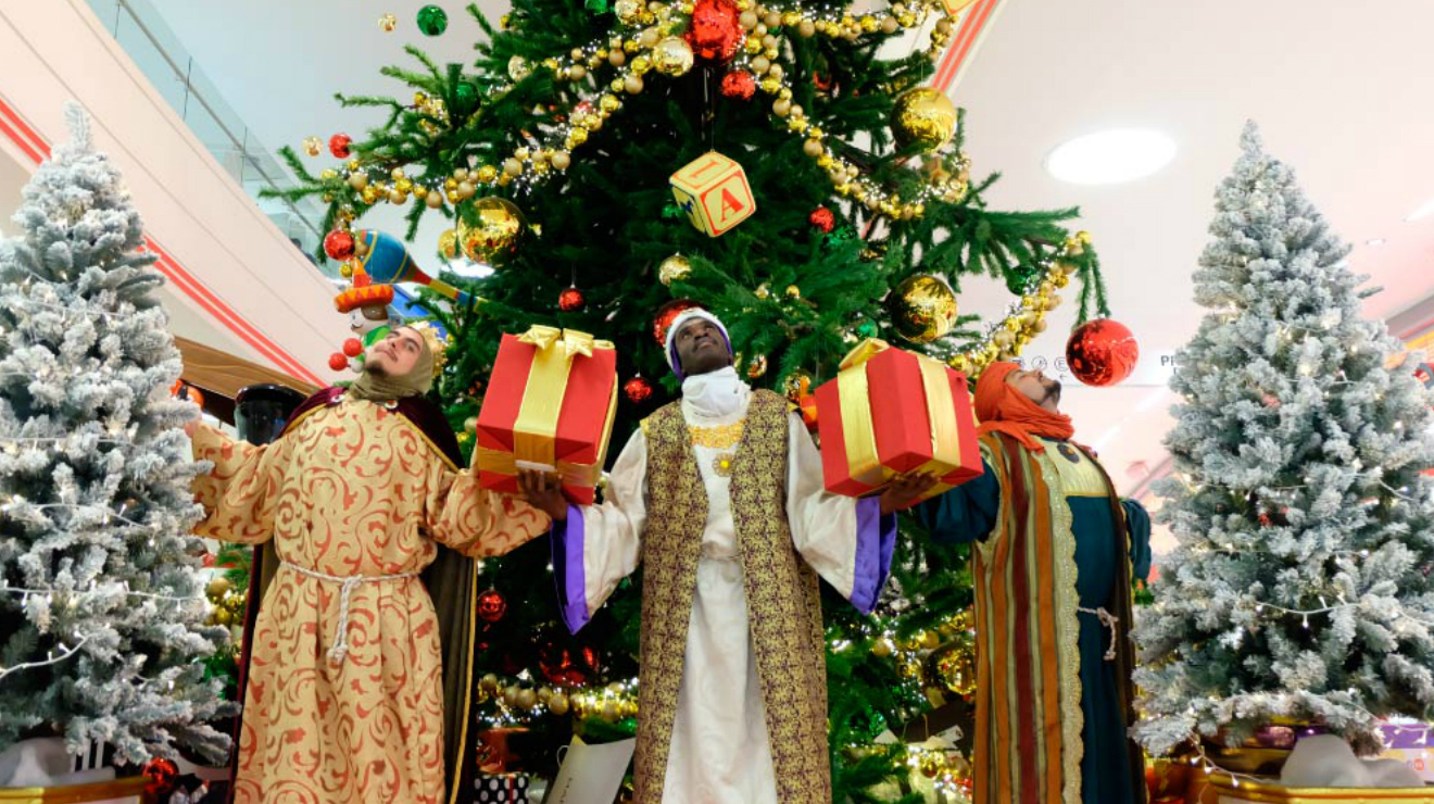 Reyes Magos, navidad