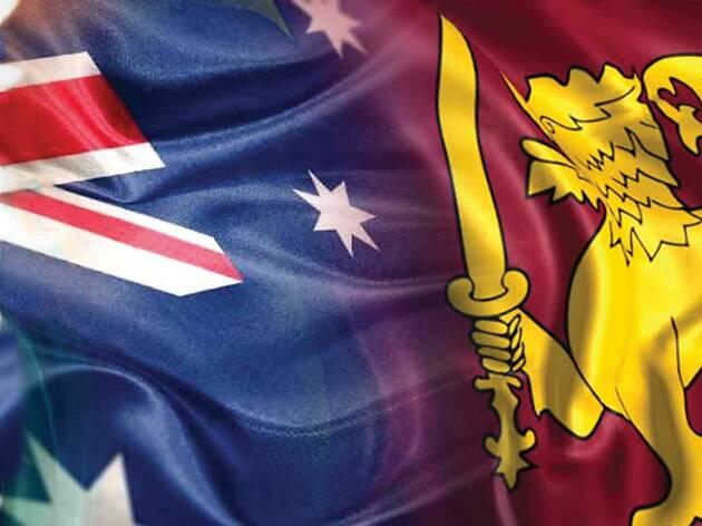 Sri Lanka tour of Australia