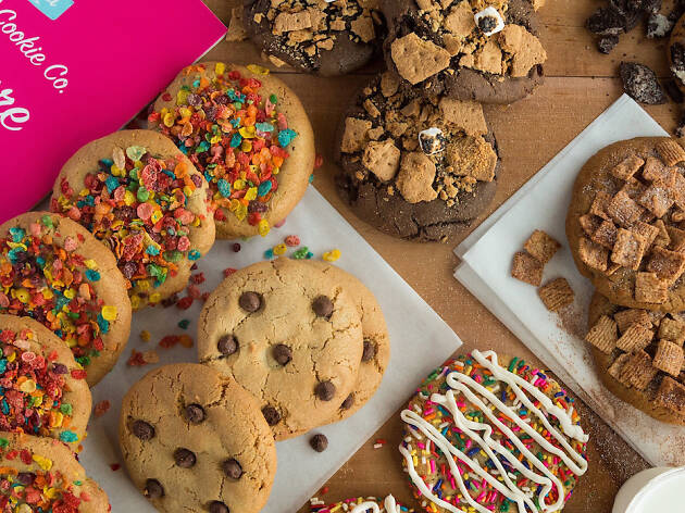 The best places for a fresh cookie delivery in Miami