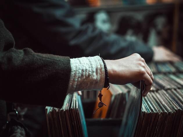 Nove lojas de música em Lisboa para partir os pratos