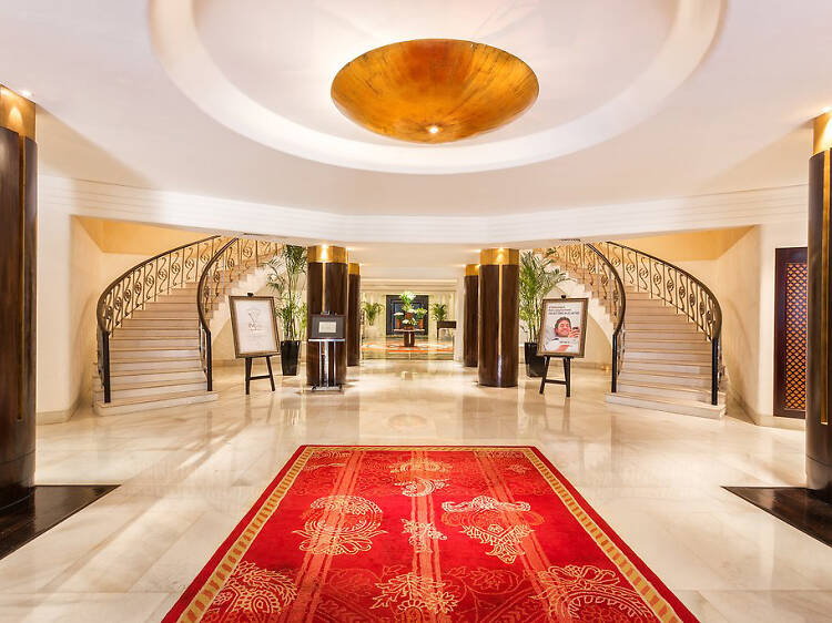 The 12 best hotels in Delhi