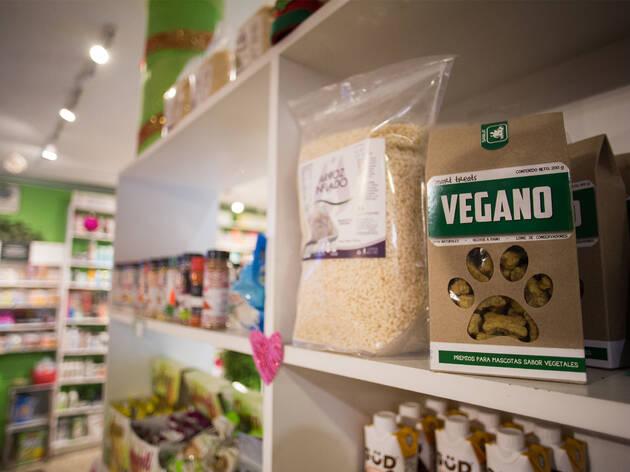 Vegan Ville (Foto: Alejandra Carbajal)
