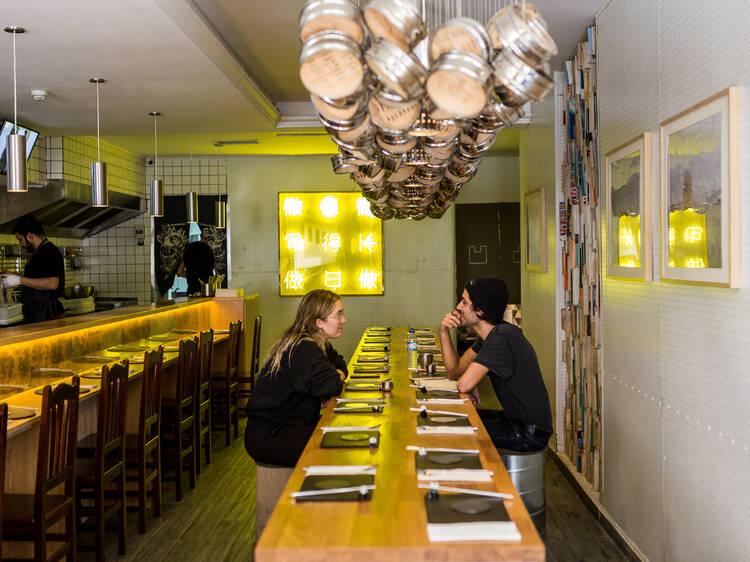 Restaurantes com menus de almoço em Lisboa