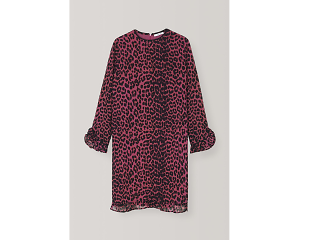 Carnivora Leopard Love for Leopard Mini Dress